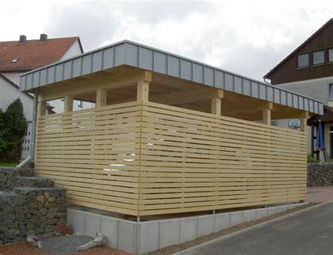 Carport Mit Holz Verkleiden Bvraocom