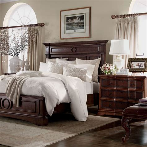warwick bed ethan allen    place  home