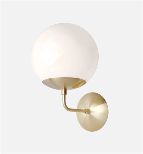 wall sconces lighting fixtures sconce ii globe light