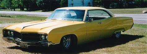 1967 Buick Wildcat Hardtop Coupe