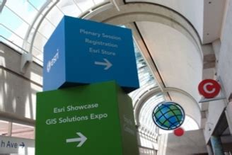 gis users enthusiastically shared  experiences