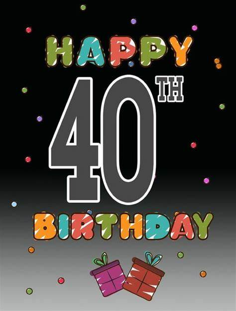 Your 40th birthday may give you goosebumps as turning 40 is the entrance of middle age. Happy 40th Birthday Quotes and Wishes