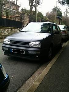 Volkswagen Ris Orangis : troc echange vend ou echange golf 3 vr6 noir matt satin sur france ~ Gottalentnigeria.com Avis de Voitures