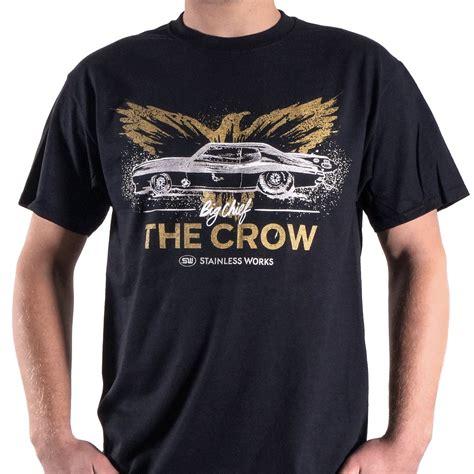 street outlaws big chief  crow shirt