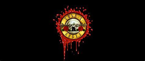 2560x1080 Guns N Roses Dark Minimal 4k 2560x1080