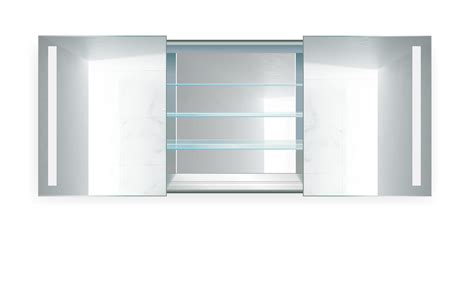 | Rolls48 Led Medicine Cabinet 48 Inch X 30 Inch