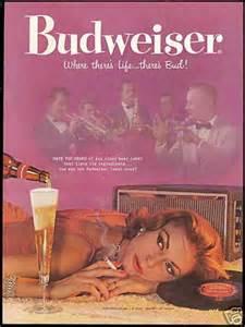 Budweiser Beer Advertisements