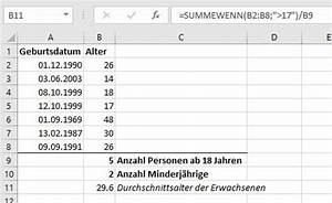 Excel Anzahl Berechnen : diese excel formeln erleichtern die arbeit swisscom magazin ~ Themetempest.com Abrechnung
