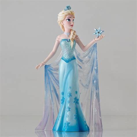haute couture elsa figurine disney s frozen gifts