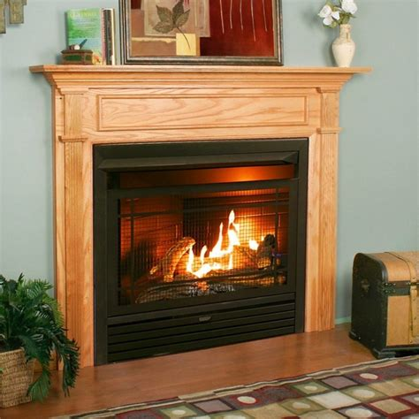 duluth forge   dual fuel vent  fireplace insert