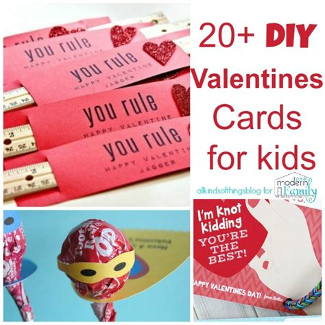 valentines day card kids 39 s day card ideas for kids