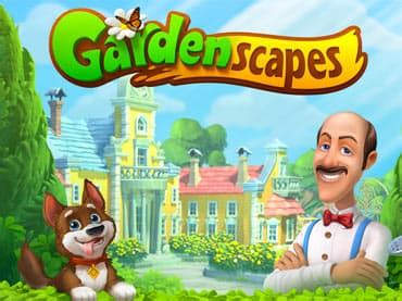 gardenscapes  pc game