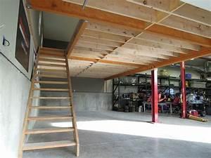 Loft Garage ana white garage loft bed diy projects