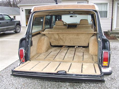 jeep wagoneer interior jeep grand wagoneer price modifications pictures moibibiki
