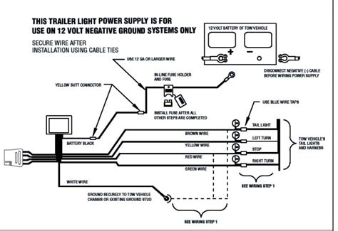 recommended brake controller wiring   toyota tundra