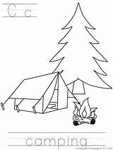Camping Coloring Pages Printable Camper Preschool Toddlers Camp Colouring Tent Scout Pdf Others Coloringpages101 Summer Comments Coloringhome Getcoloringpages Truck Popular sketch template