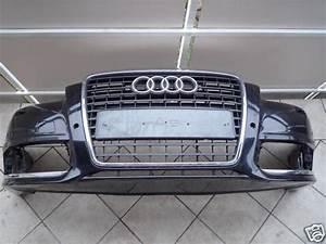 Audi A6 4f Kennzeichenhalter Vorne : s line stoss 1 audi a6 4f s line sto stange vorne ~ Kayakingforconservation.com Haus und Dekorationen