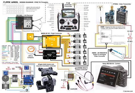 Naza Osd Wiring Diagram by Naza M V2 Wiring Diagram Wiring Library