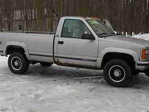 Find Used 1995 Gmc K2500  4wd  Sierra Sl 6 5 Turbo Diesel