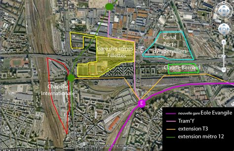 l extension du tramway t3 c est parti le de nord est