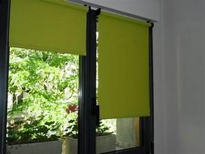 Store Sans Percage : store enrouleur sur fenetre aluminium apl textiles ~ Edinachiropracticcenter.com Idées de Décoration