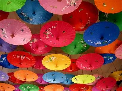 Mood Happy Umbrella Colorful Umbrellas Colours Colourful