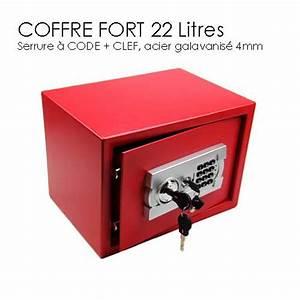 Coffre Fort Pour Telephone : les coffres forts la solution pour les costauds ~ Premium-room.com Idées de Décoration