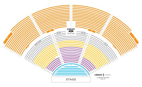 Palace Of Auburn Hills Seating Chart With Rows