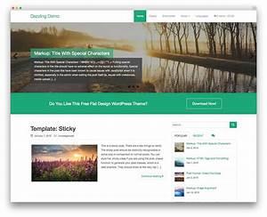 50+ Best Free Responsive WordPress Themes 2017 Colorlib