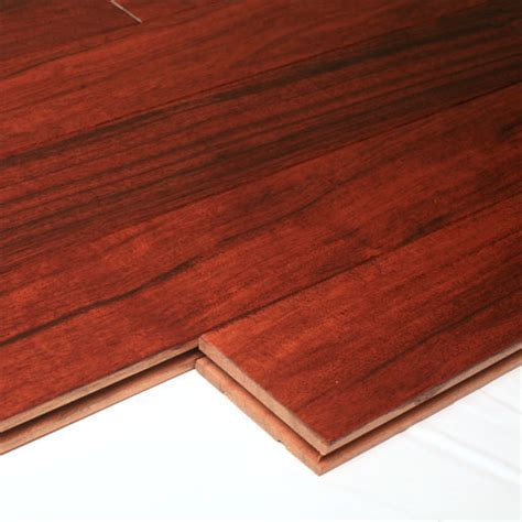 "Patagonian Rosewood Natural Red Stain 3/4"" x 3"" x 1 7"