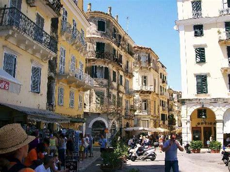 corfu city  corfu excursions tours
