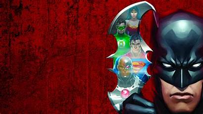 Justice League Doom Wallpapers Fanart Background Movies