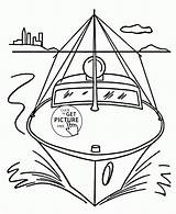 Coloring Boat Pages Speed Transportation Drawing Simple Wuppsy Boats Motor Printable Printables Water Toddlers Truck Sheets Raft Cartoon Getdrawings Children sketch template