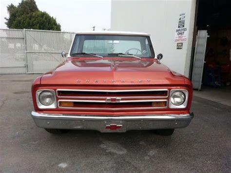 68 Chevy Pickup Truck