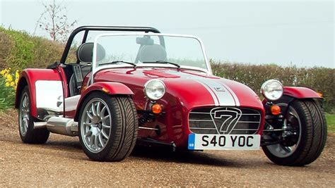 caterham  limited edition pack review top speed
