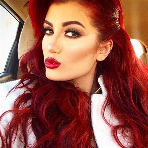 Celebrity Red Hair Color Ideas Of 29 Elegant Dark Ruby Red