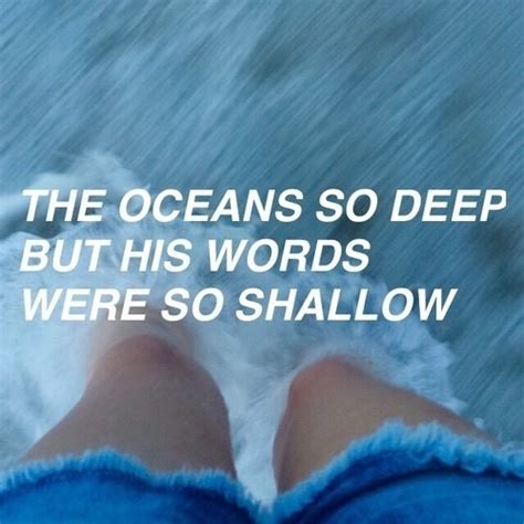 Blue, Deep, Grunge, Quotes, Sad, Sadness, Water  Image. Quotes Humor Lucu. Single Ladies Quotes And Sayings. Quotes On Strength In Numbers. Confidence Quotes Marcus Garvey. Beach Nature Quotes. Motivational Quotes Quotes Life. Crush Quotes Finding Dory. Funny Quotes Graduation