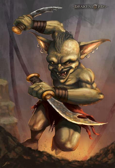pin  alexsey   goblins   goblin art monster