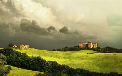 architecture building nature castle ancient tuscany