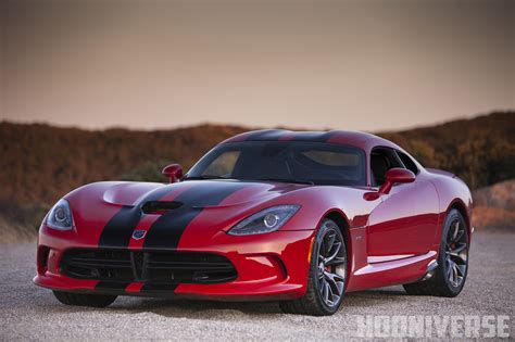 Is The Dodge Viper A Snake That Needs A Bit More Charm?