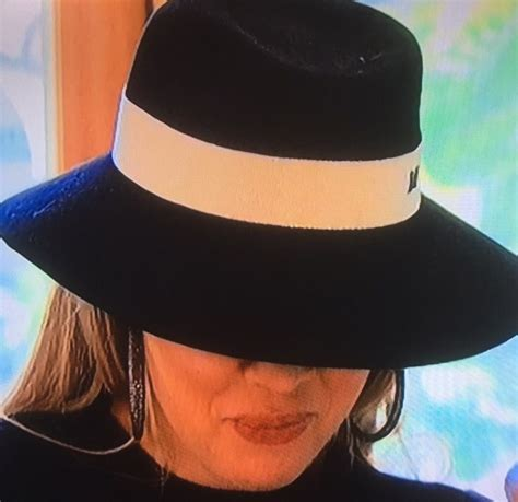the black fedora khloe s black and white felt fedora hat