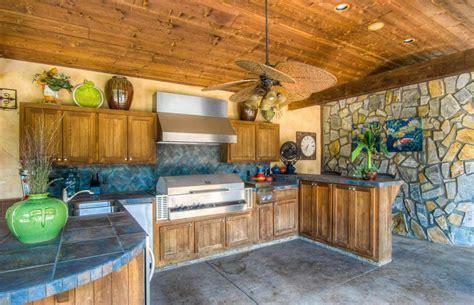 tile outdoor kitchen pool house outdoor kitchen backsplash mahaffey tile 2770