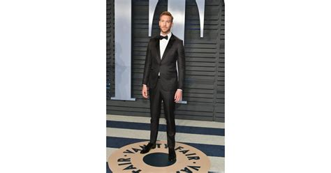Calvin Harris | British Stars at the Oscars 2018 ...