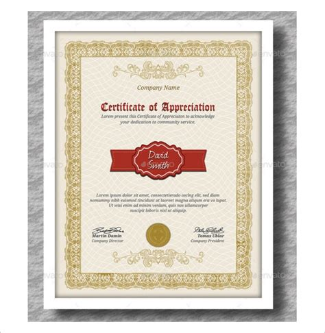 sample congratulations certificate   word