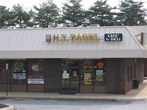 New York Bagel Deli Location For Sale Located In Newark