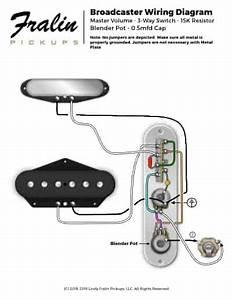 Cabronita Telecaster Wiring Diagram