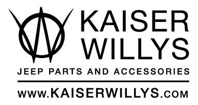 kaiser jeep logo kaiser willys alaska or rust