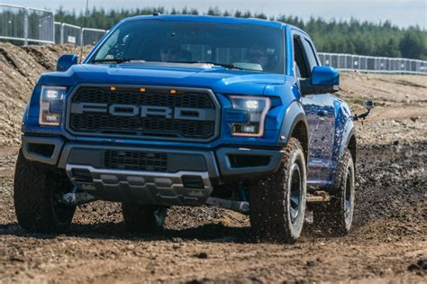 ford raptor named  pickup  annual mudfest