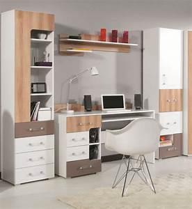 Meuble Rangement Chambre : biblioth que 4 tiroirs meuble rangement pour chambre enfant ~ Teatrodelosmanantiales.com Idées de Décoration