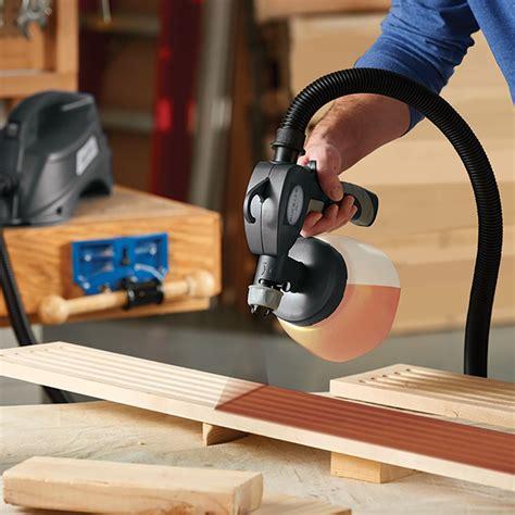 rockler hvlp finishing sprayer rockler woodworking